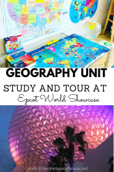 GEOGRAPHY EPCOT